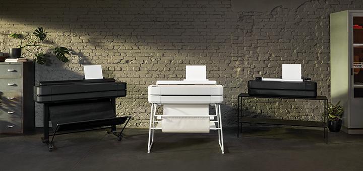 HP DesignJet T600 Serie
