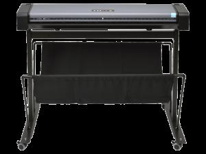 Grootformaat scanner