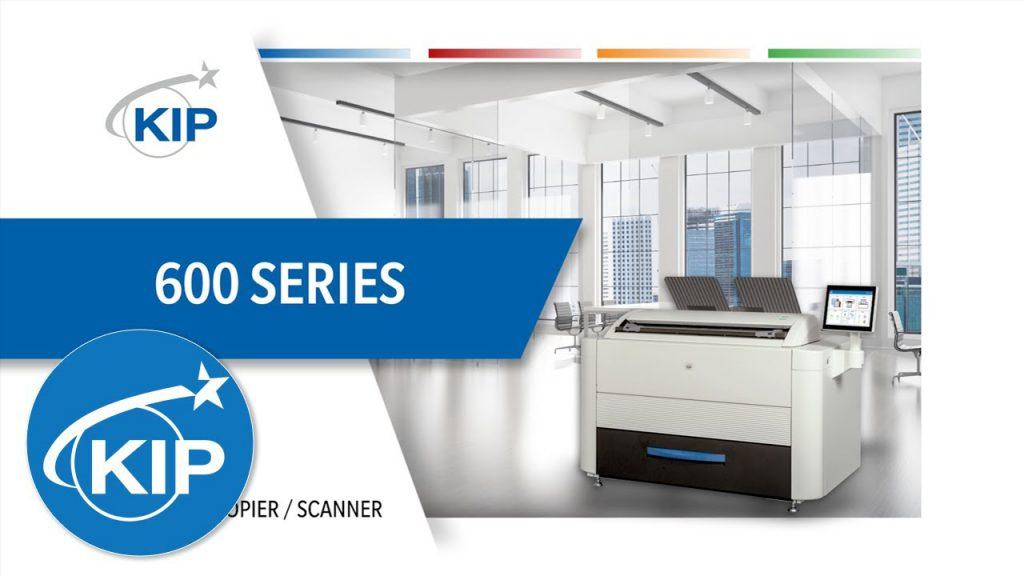 KIP 600 series