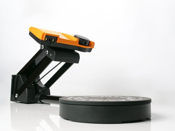 SOL 3D-scanner