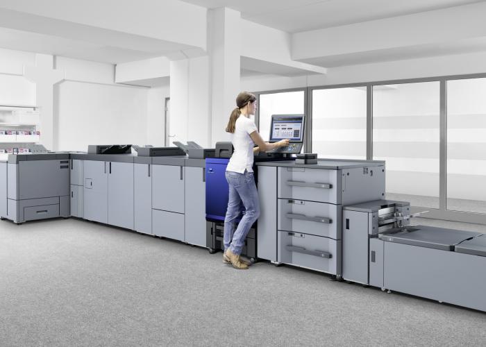 Productie printer